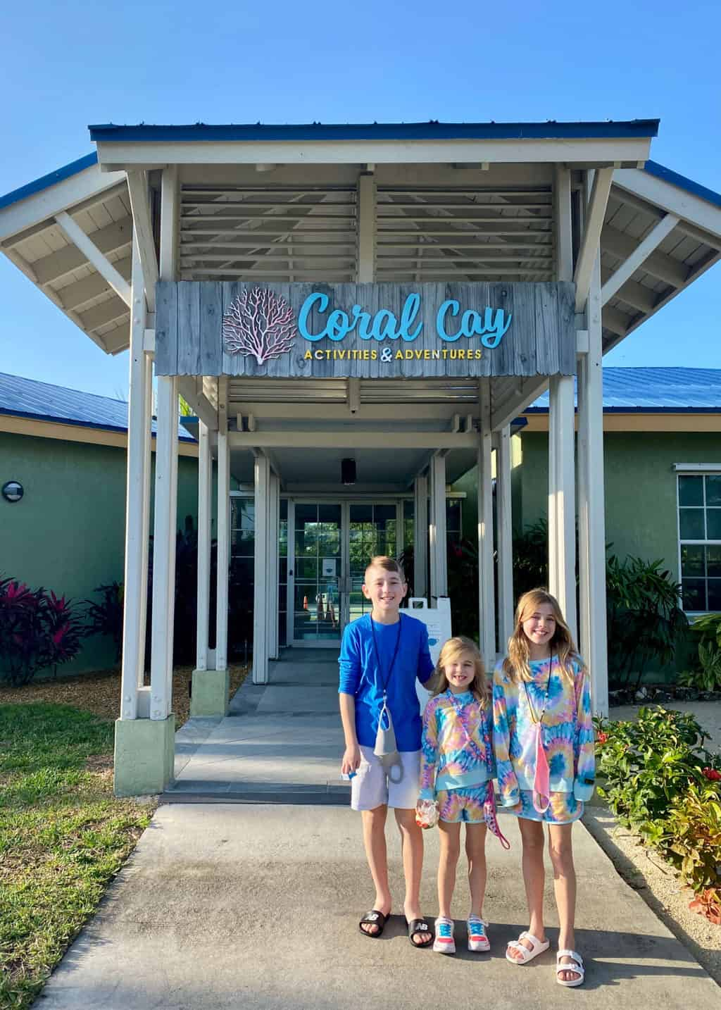coral cay kids club at hawks cay resort in key west