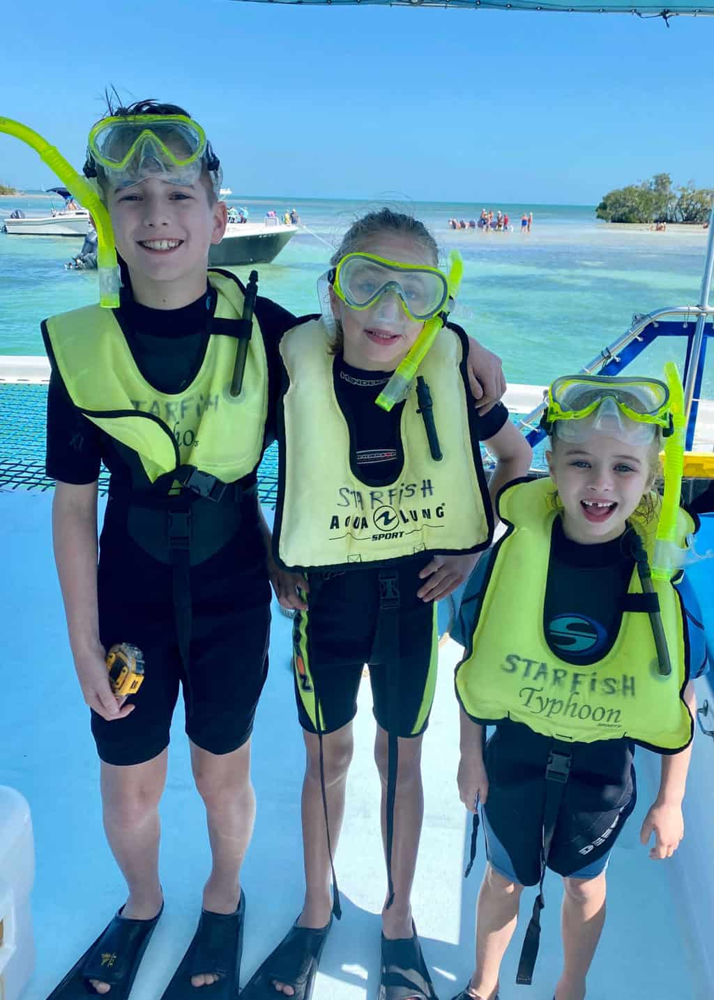 Our Key West Trip Part 4: Snorkeling + Enjoying Hawks Cay!