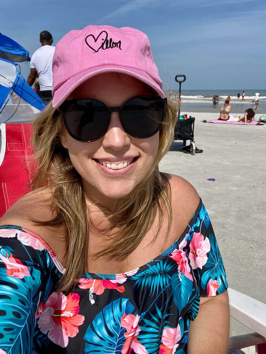 First Mommy Solo Beach Getaway!