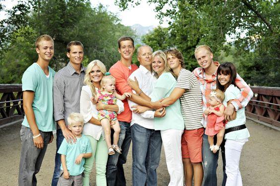 summer family photo ideas