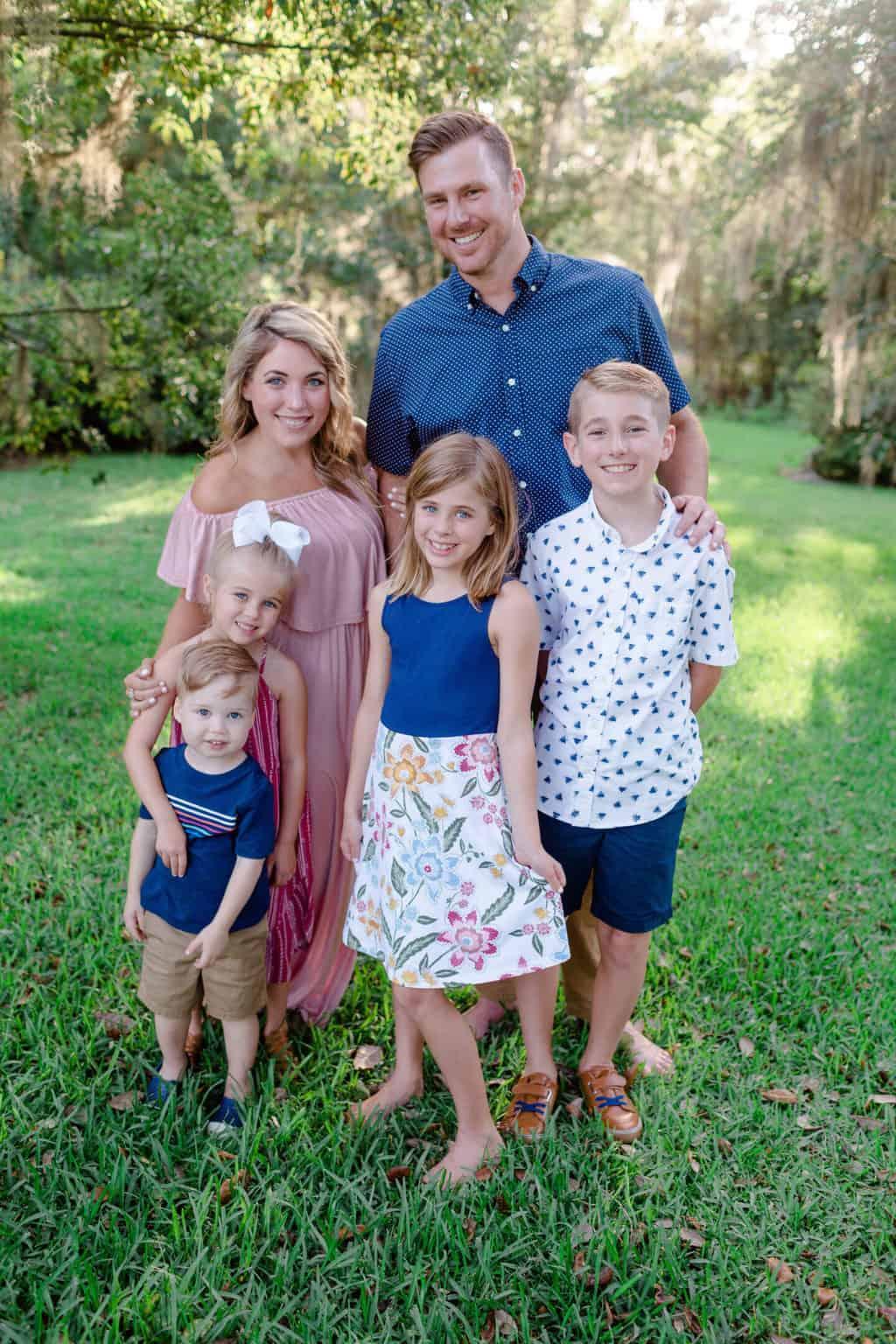 Best Summer Family Photo Ideas