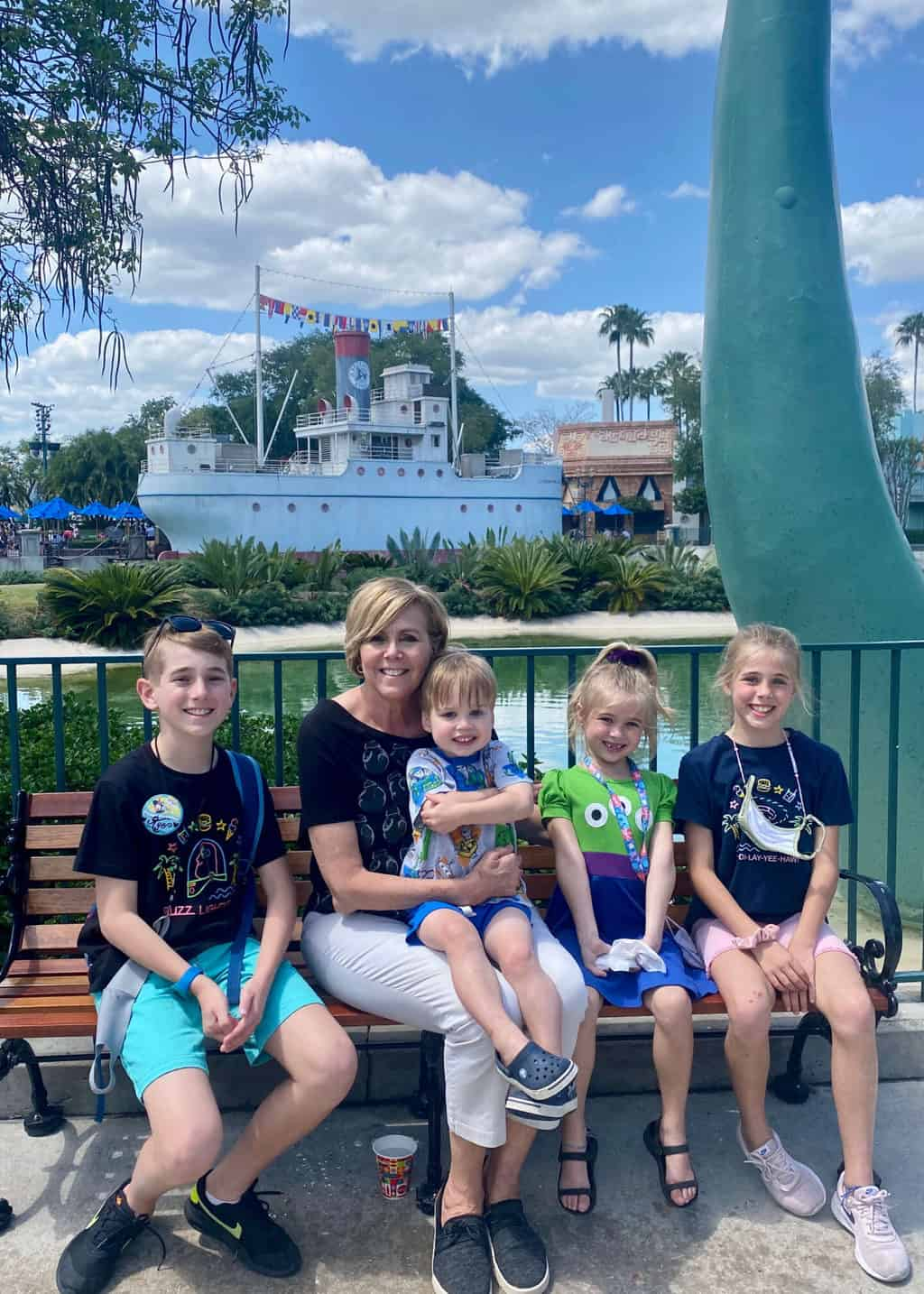 Spring Break 2021: DHS and Volcano Bay