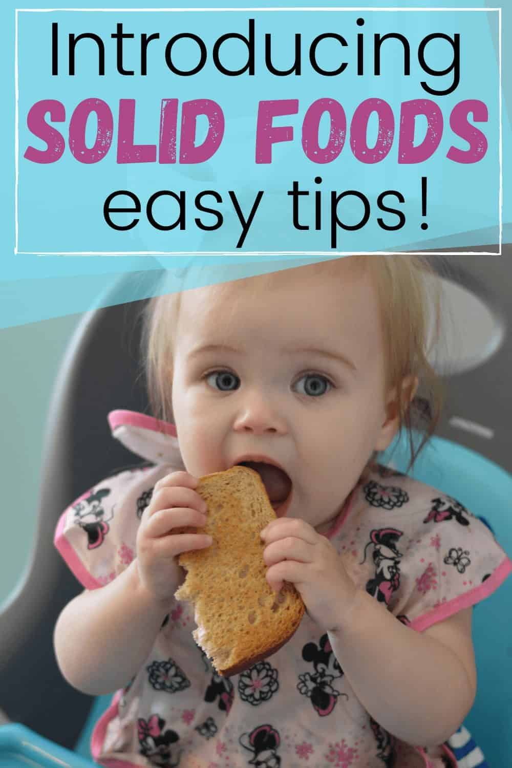 Easy Tips for Introducing Solids to Baby