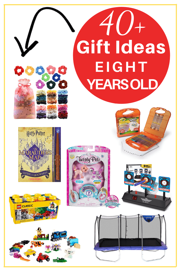 8-Year-Old Gift Ideas: The Best Presents for Eight Year Olds