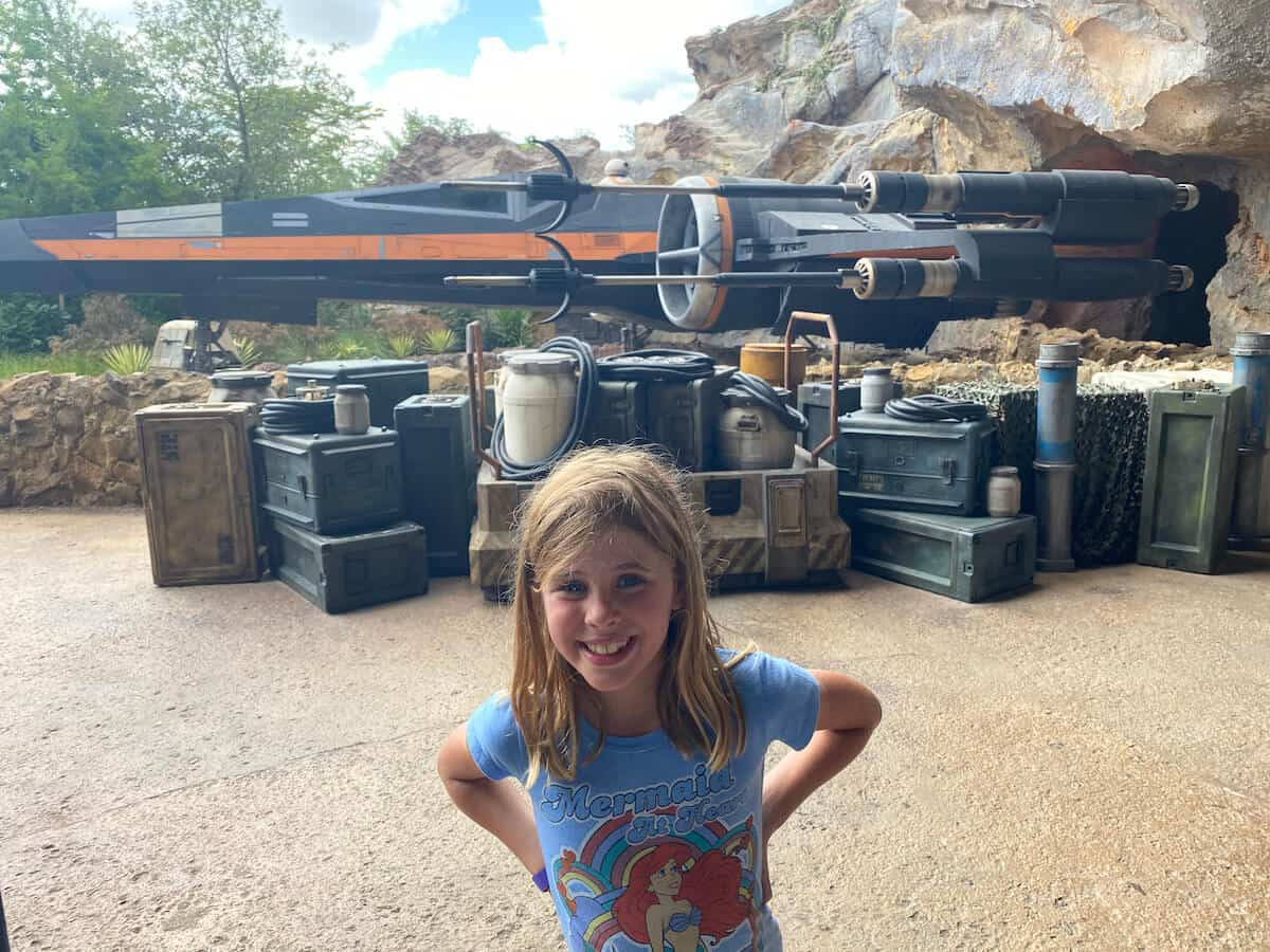disney's Hollywood Studios height requirements