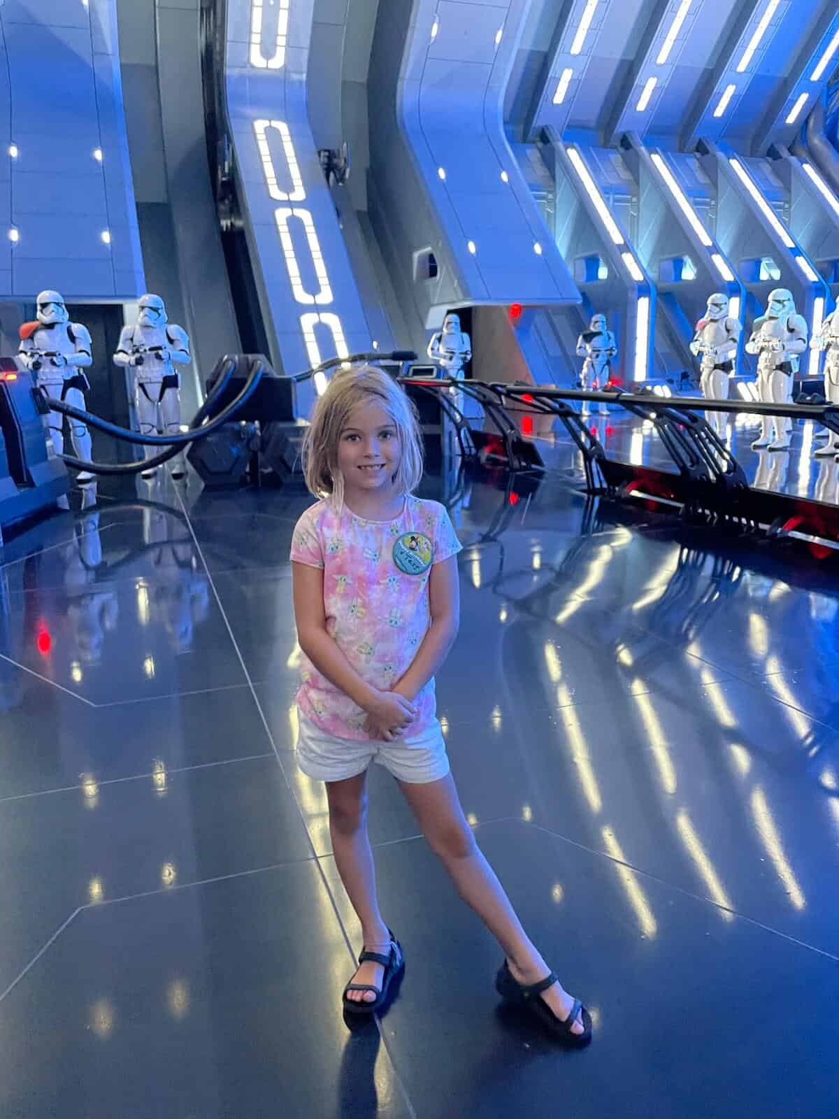 Hollywood Studios Star Wars land height restrictions