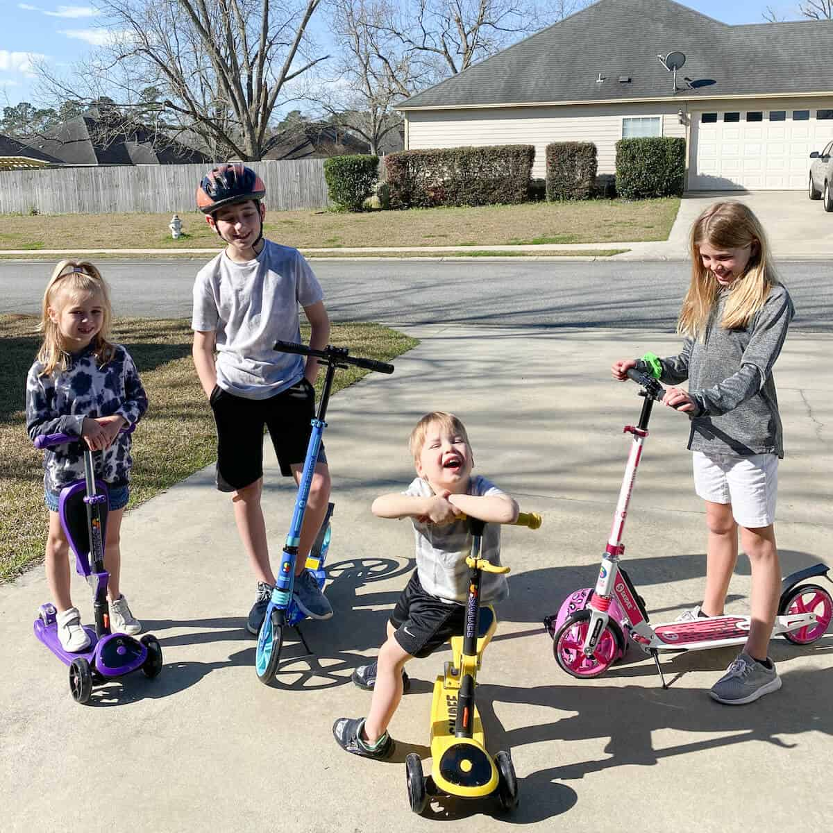 The BEST Scooter for 2-Year-Olds
