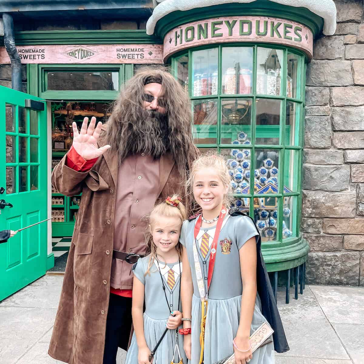 Playing Hooky Surprise Universal Trip