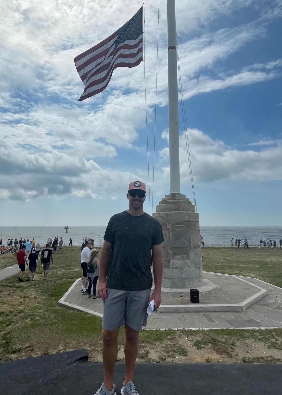 fort Sumter national monument charleston