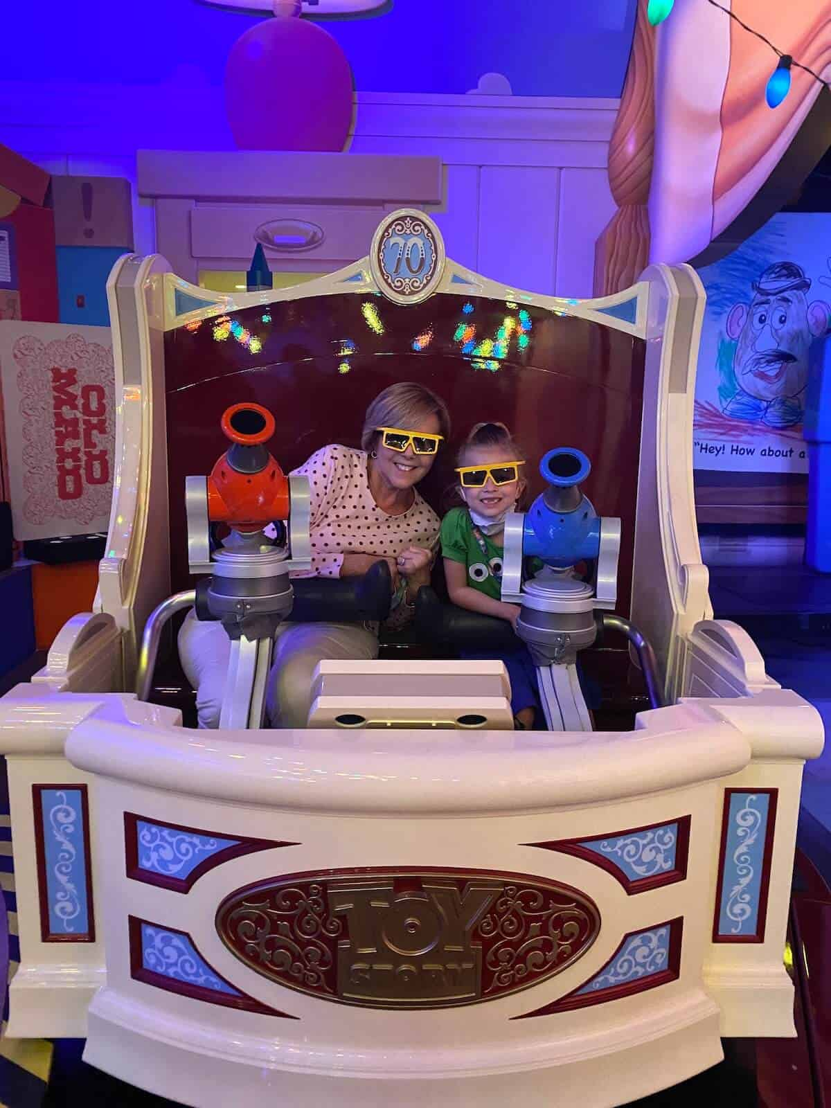 Hollywood Studios ride height requirements at Disney World