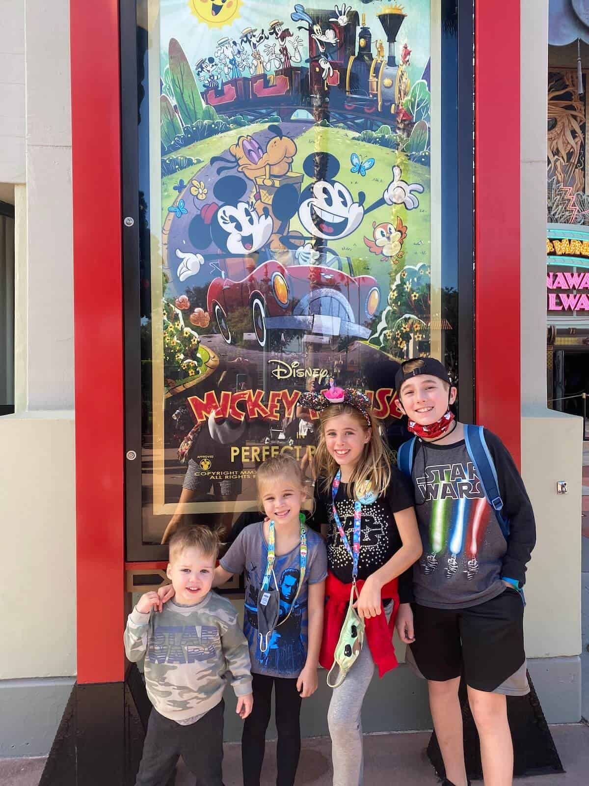 Hollywood studios Walt Disney World height requirements