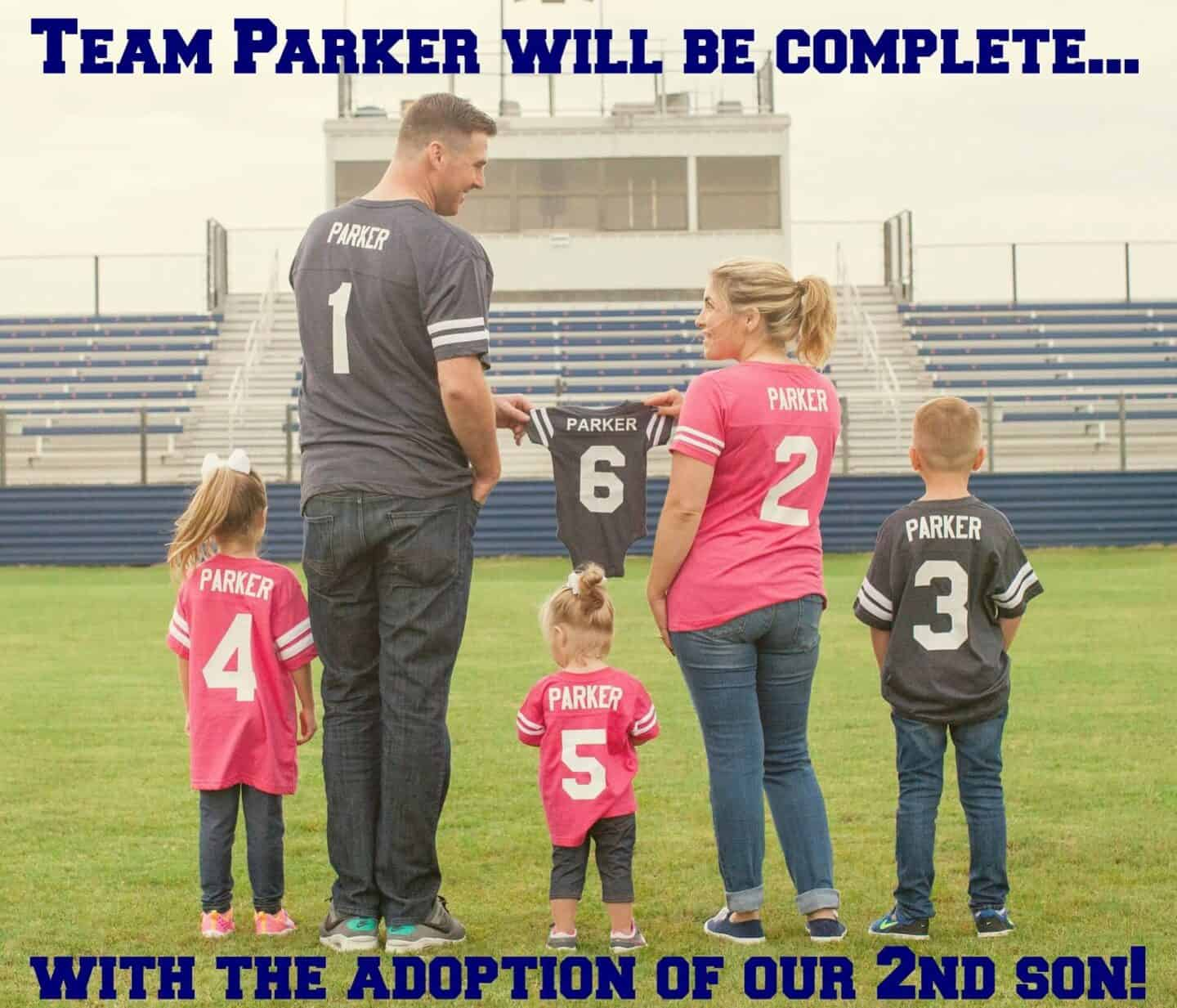 our adoption story - how we announced our plans to adopt