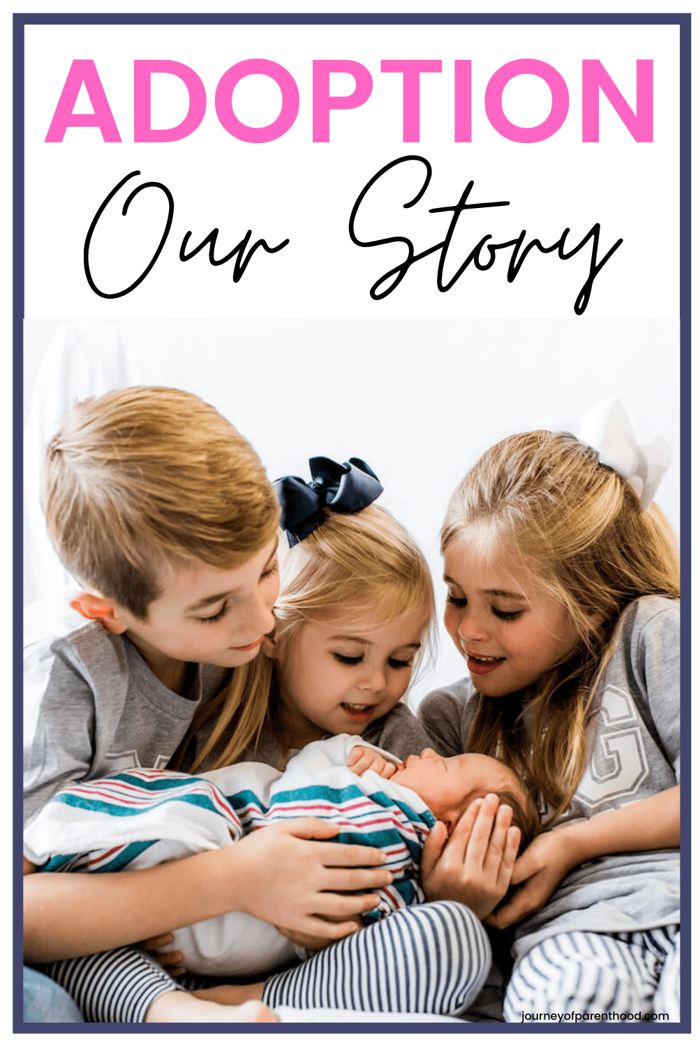 our adoption story - a real life look at the adoption process and adoption journey from an adoptive mom's perspective