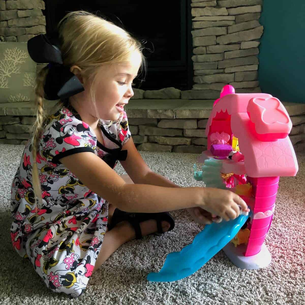 The Best Dollhouse for a 2-Year-Old