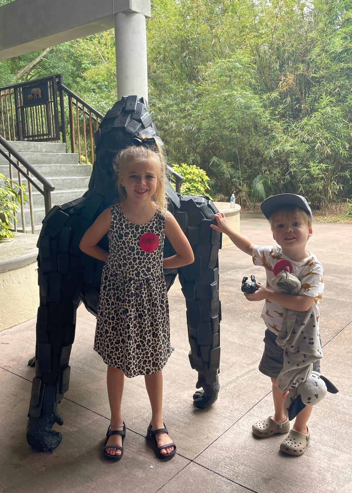 florida zoo with kids tips for jacksonville zoo and gardens