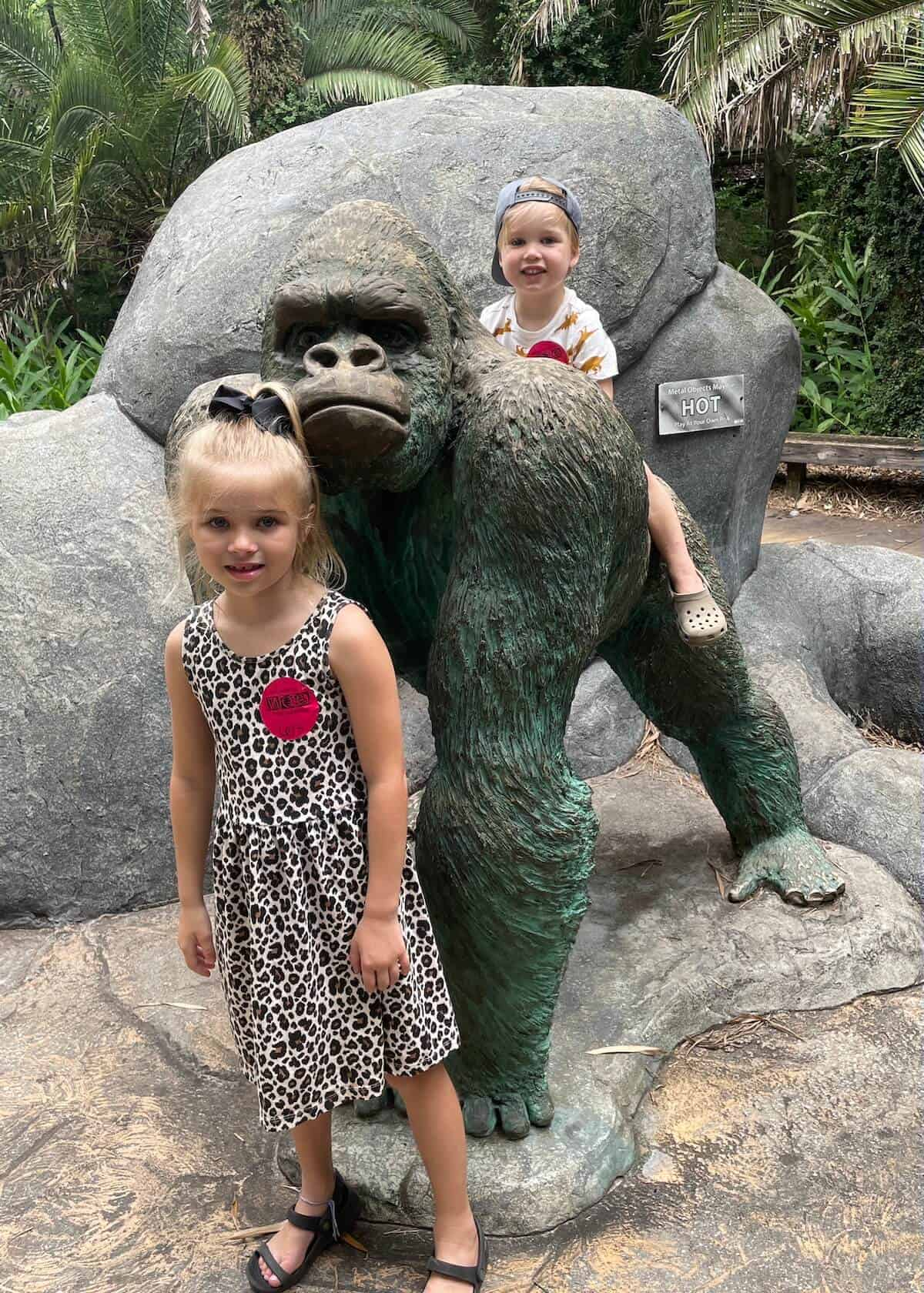 Tips for Visiting Jacksonville Zoo: Jacksonville Zoo Planning Guide