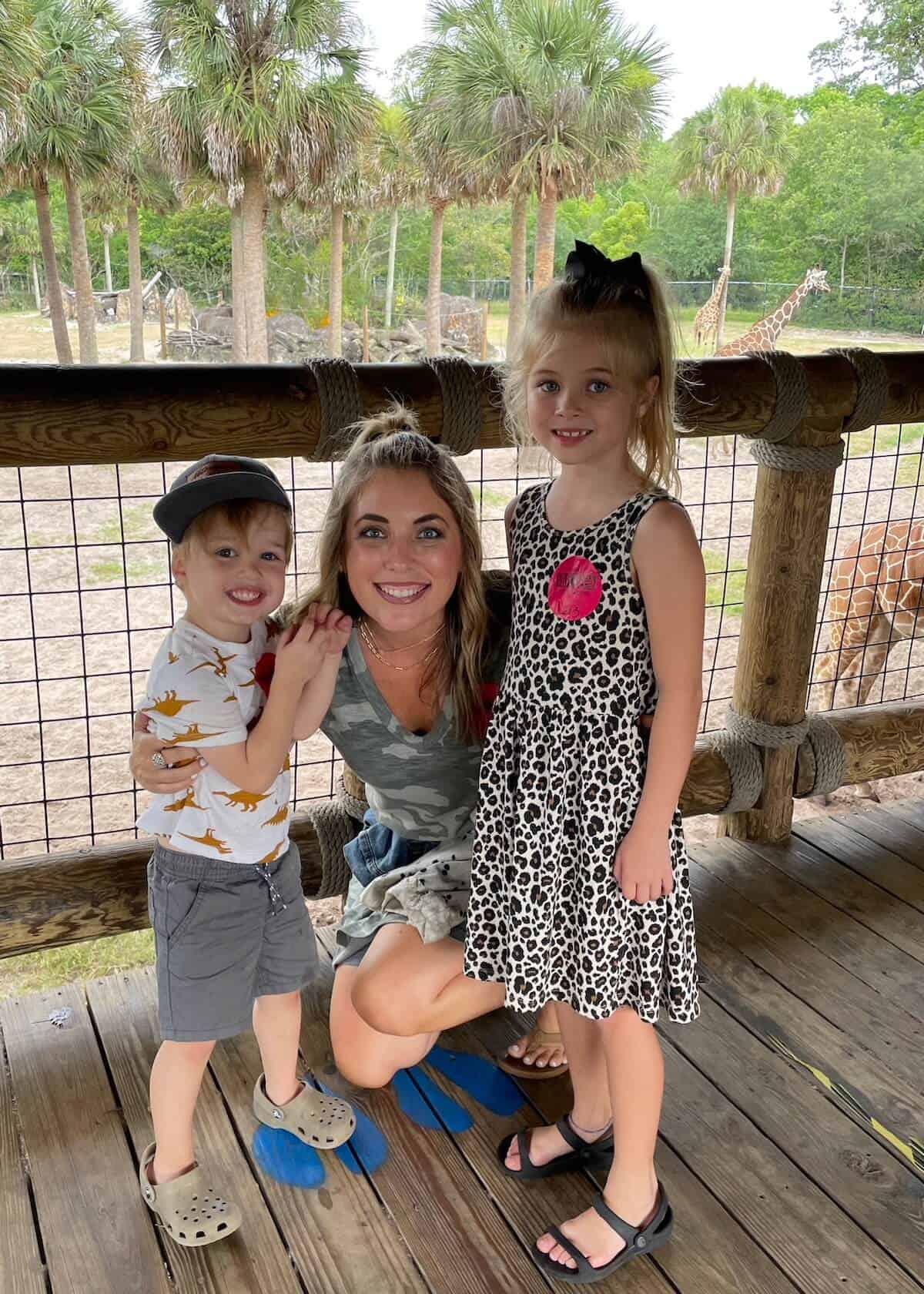 Jacksonville Zoo Day – June 2021