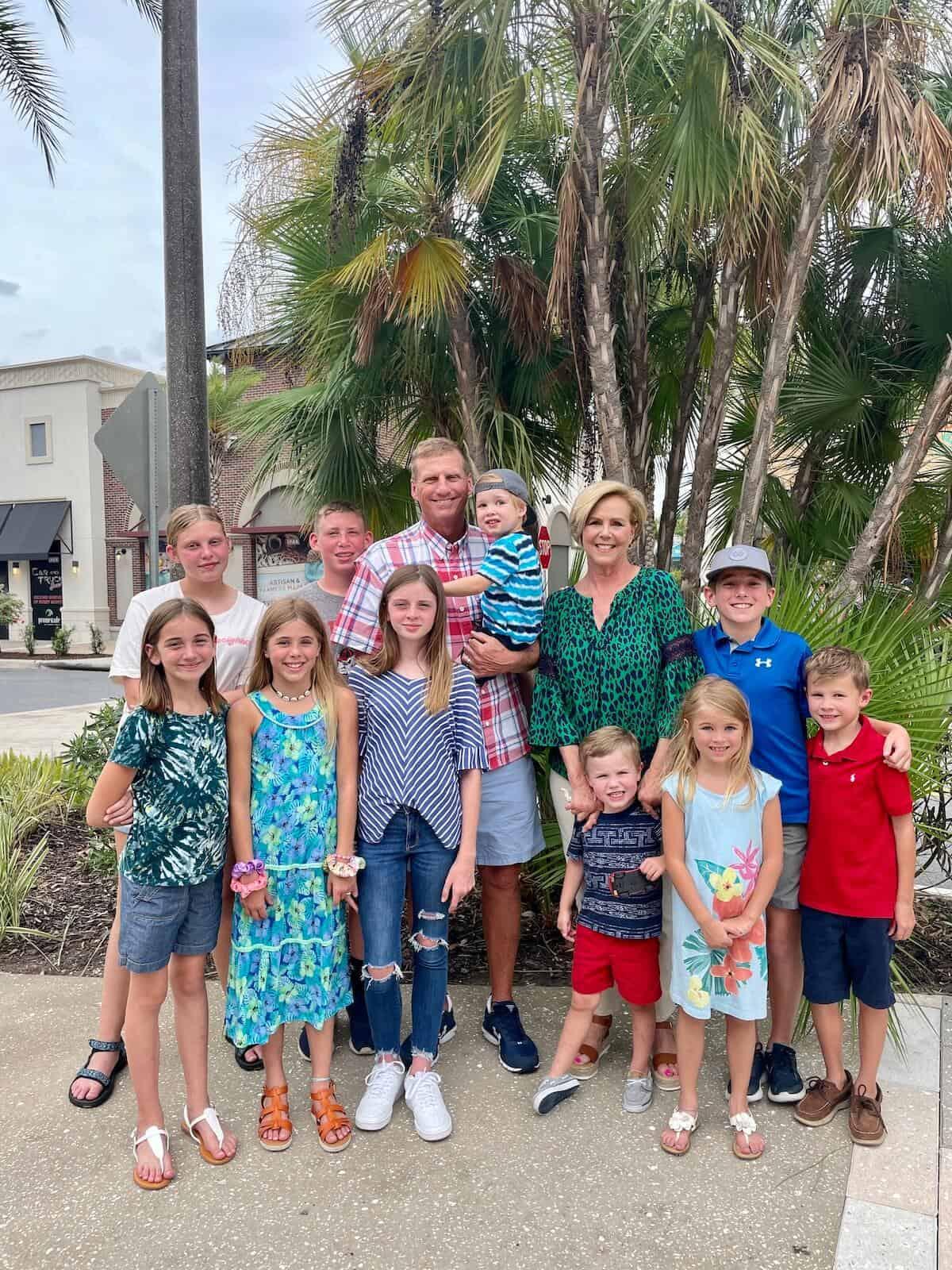 Parker Family Trip to Orlando: June 2021