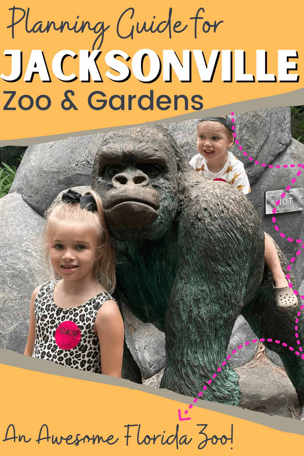 best zoos in florida - planning guide for visiting jacksonville zoo and gardens in jacksonville, florida