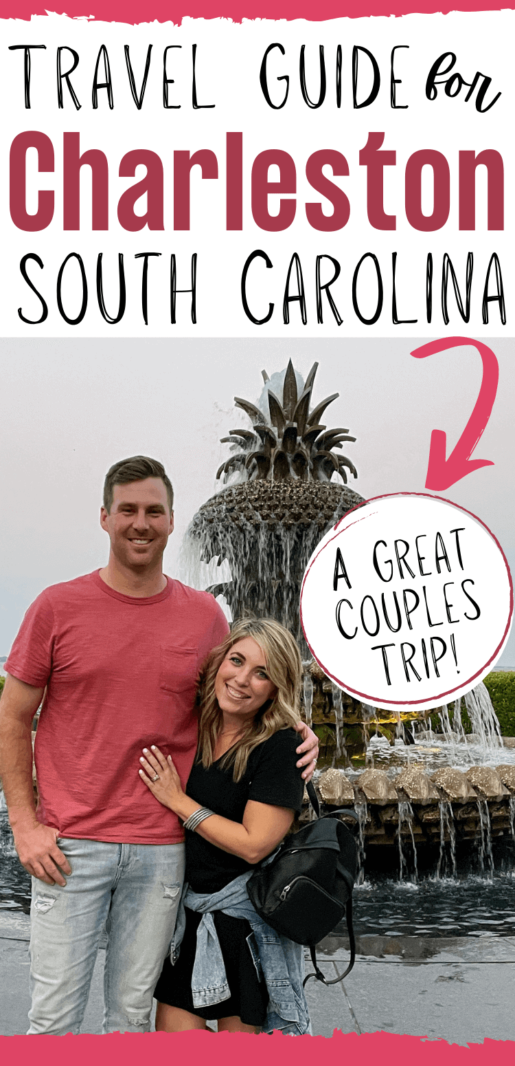 Charleston Travel Guide: Planning Tips for Charleston, South Carolina - Fun Things to do in Charleston SC for Couples