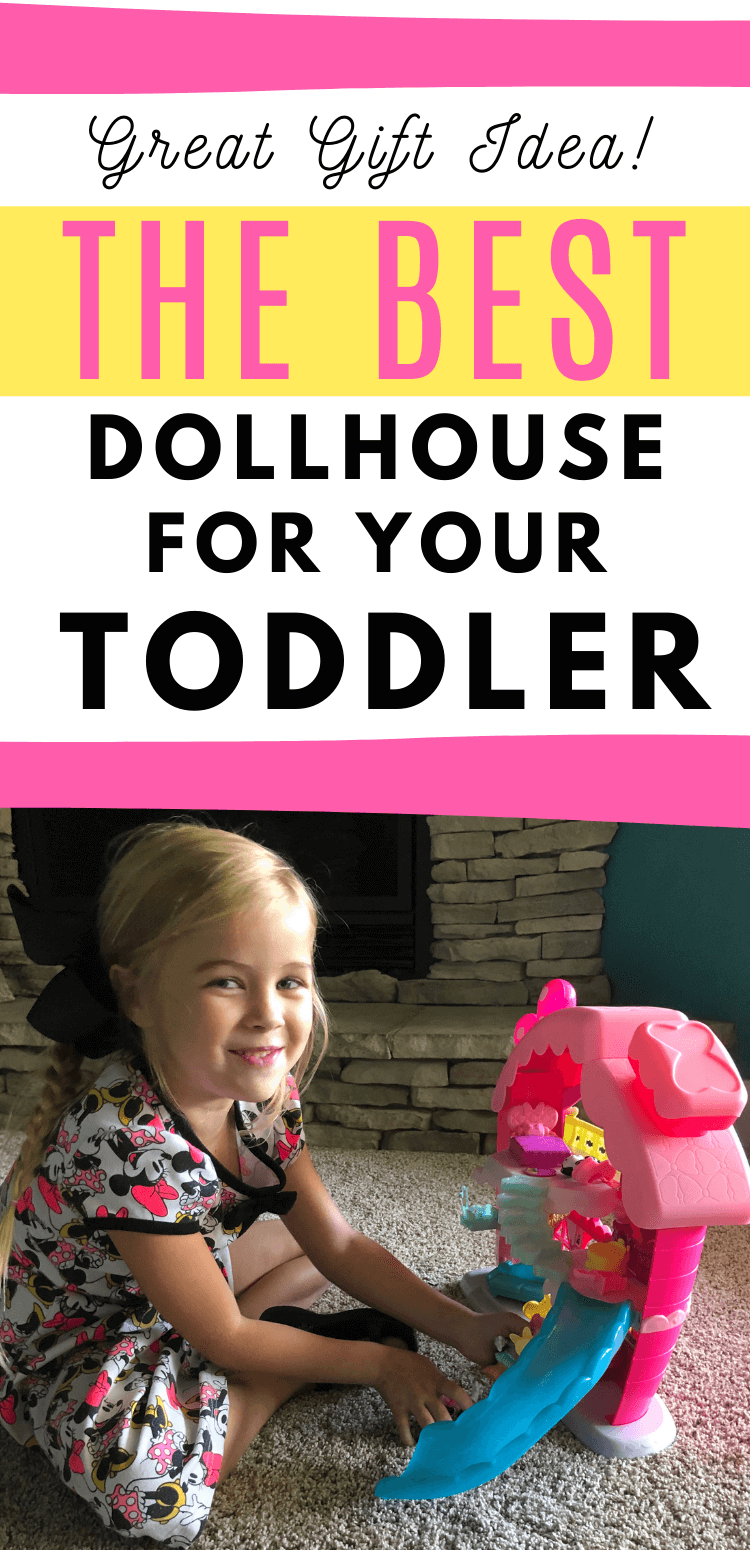 Looking for the best dollhouse for a 2-year-old